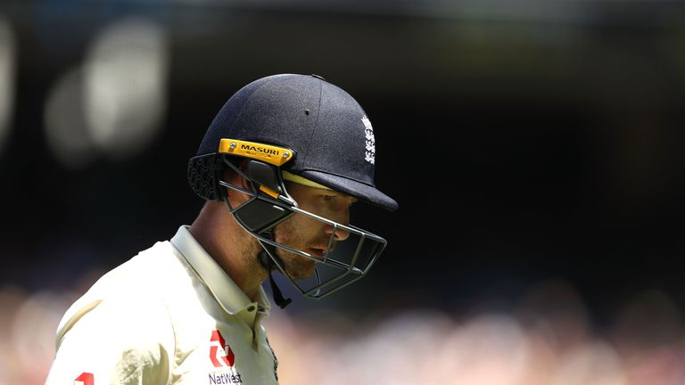 Stoneman wants to finish the Ashes tour with big runs in a city he has a close connection to