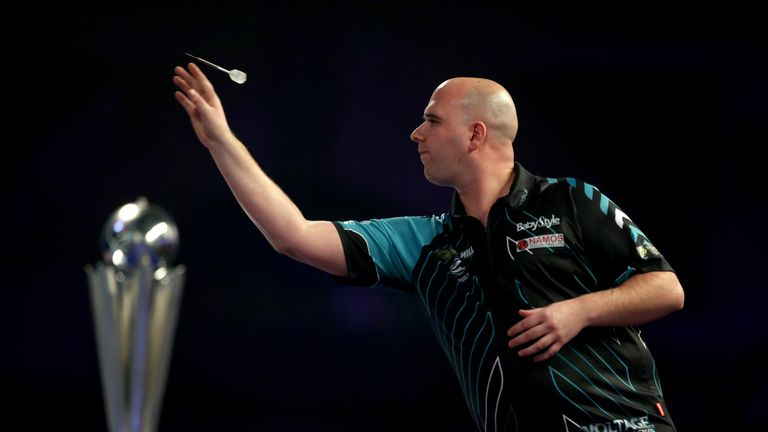 Take a look at some of the best moments from the world of darts in 2018