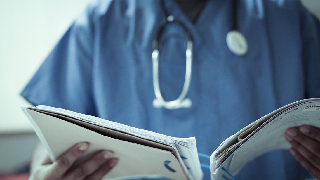 NHS DOCTOR HERO IMAGE
