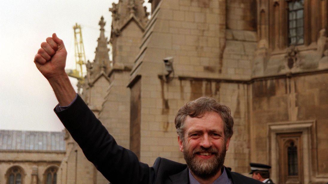 Jeremy Corbyn is accused of spying for Czechoslovakia