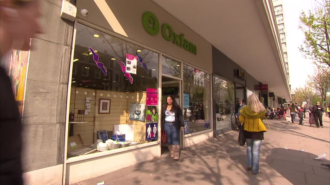 Former aid minister 'shocked' by Oxfam claims