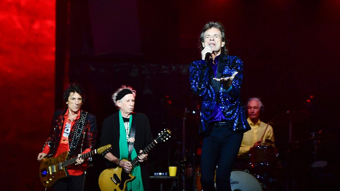 'There's no stopping us': The Rolling Stones to tour UK ... Rolling Stones News