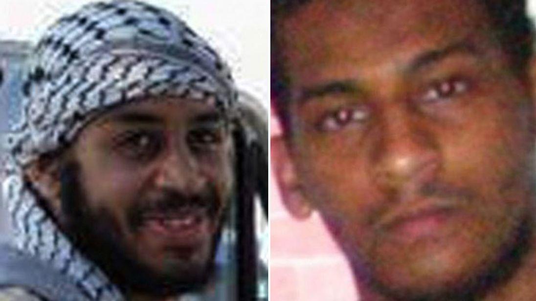 US authorities say the pair used brutal torture methods