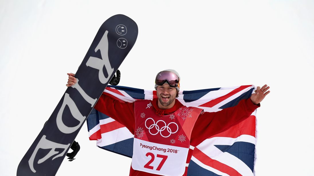 Billy Morgan wins big air bronze to secure best GB medal haul