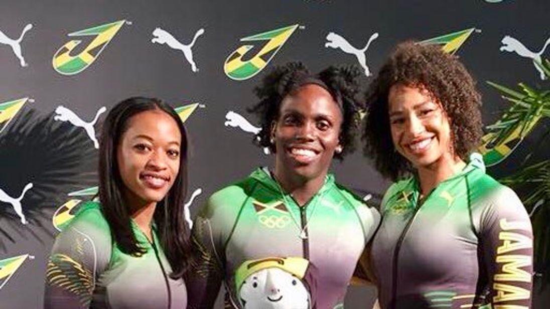 Winter Olympics: Jamaican women's bobsleigh dream thrown ...