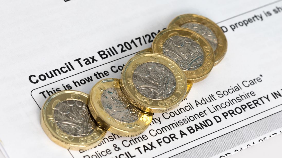 English households face biggest council tax rises in 14 years