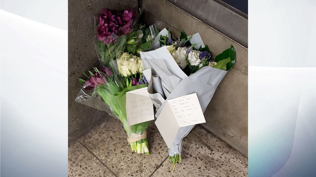 Tributes after homeless man found dead near Parliament in tube underpass
