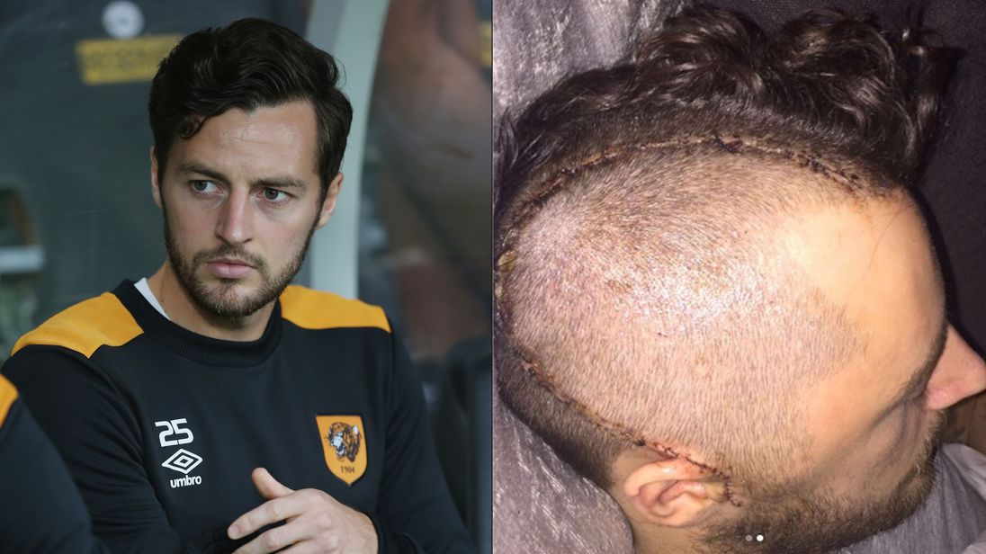 Hull's Mason forced to retire from football after head injury