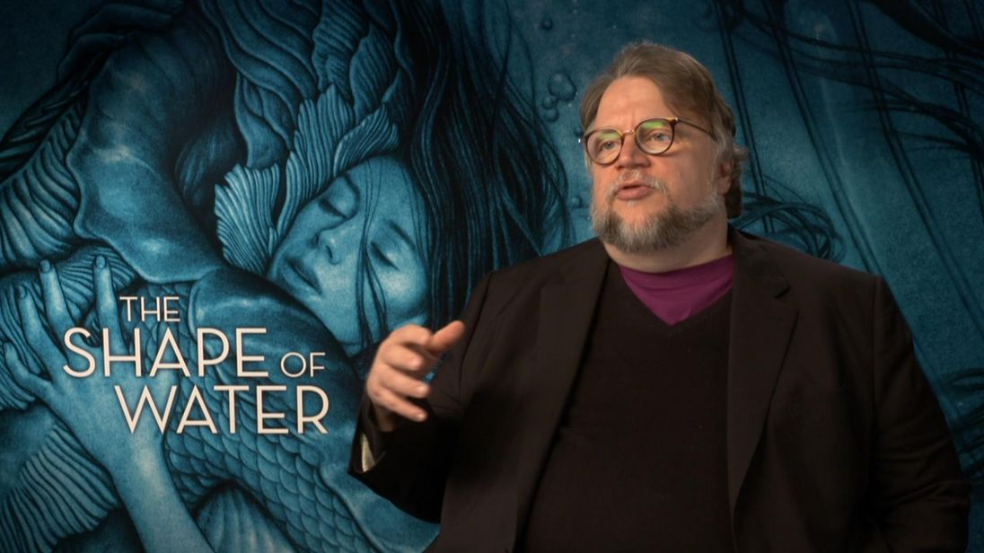 Oscar hopeful The Shape Of Water in plagiarism row