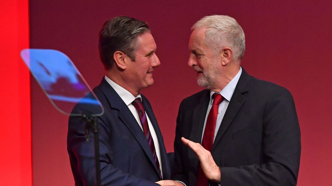 Labour backs staying in EU customs union, Keir Starmer confirms