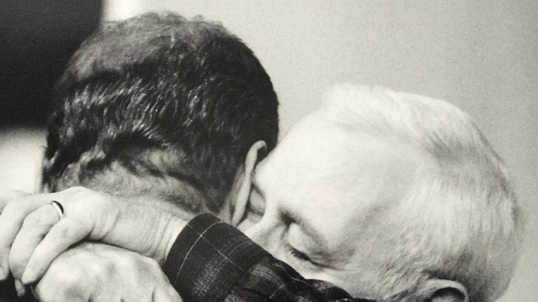 'I loved him'. Pic: @KelseyGrammer