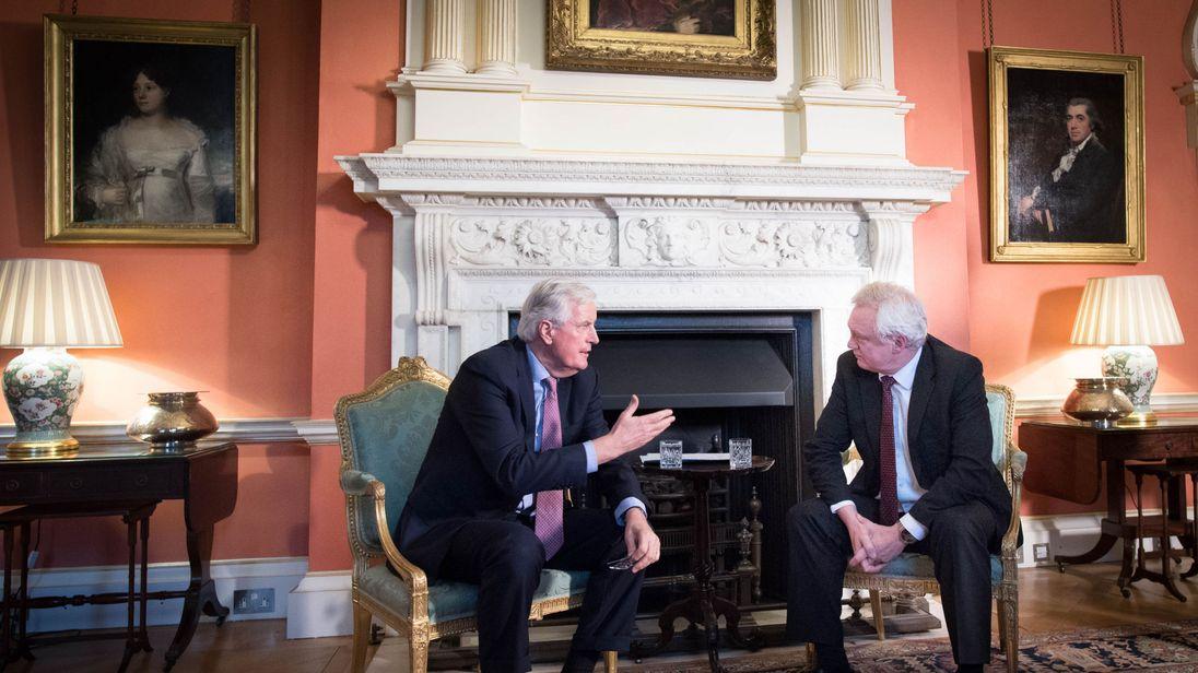 Barnier reveals EU
