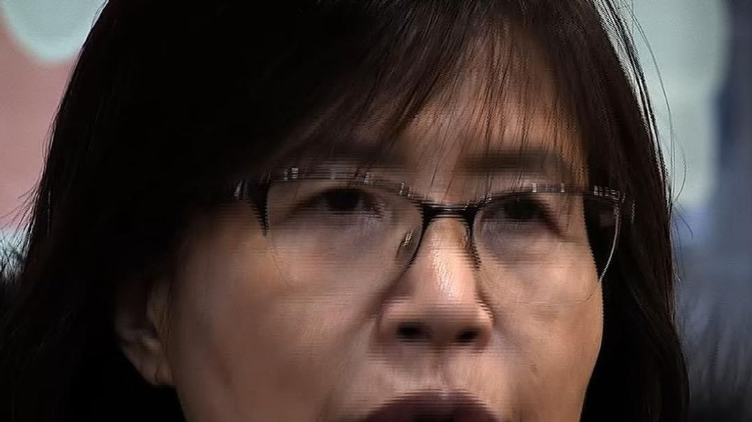 North Korean defector Lee Ae-ran killed her own son rather than let him grow up under the regime.