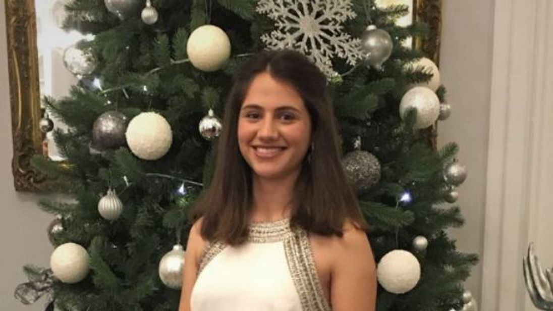 A university student who died in an incident involving a barrier outside a Durham nightclub has been named as Olivia Burt, police say. - facebook