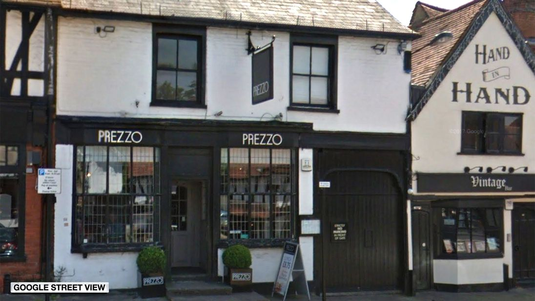 Could Northampton's Prezzo be at risk?