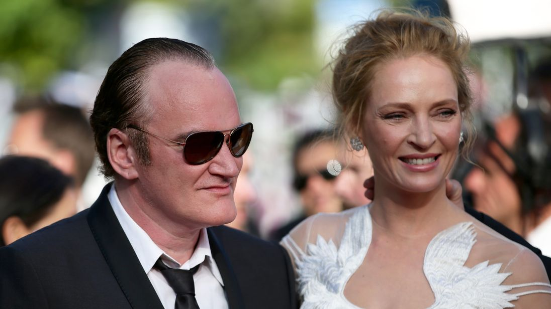 Quentin Tarantino calls Uma Thurman vehicle crash biggest regret of his life
