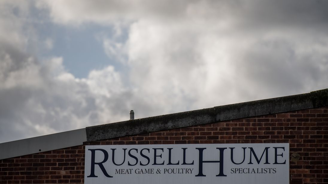 Russell Hume turns on FSA as it enters administration