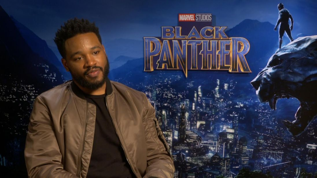 Black Panther stars: We were 'Tolkien white boys'
