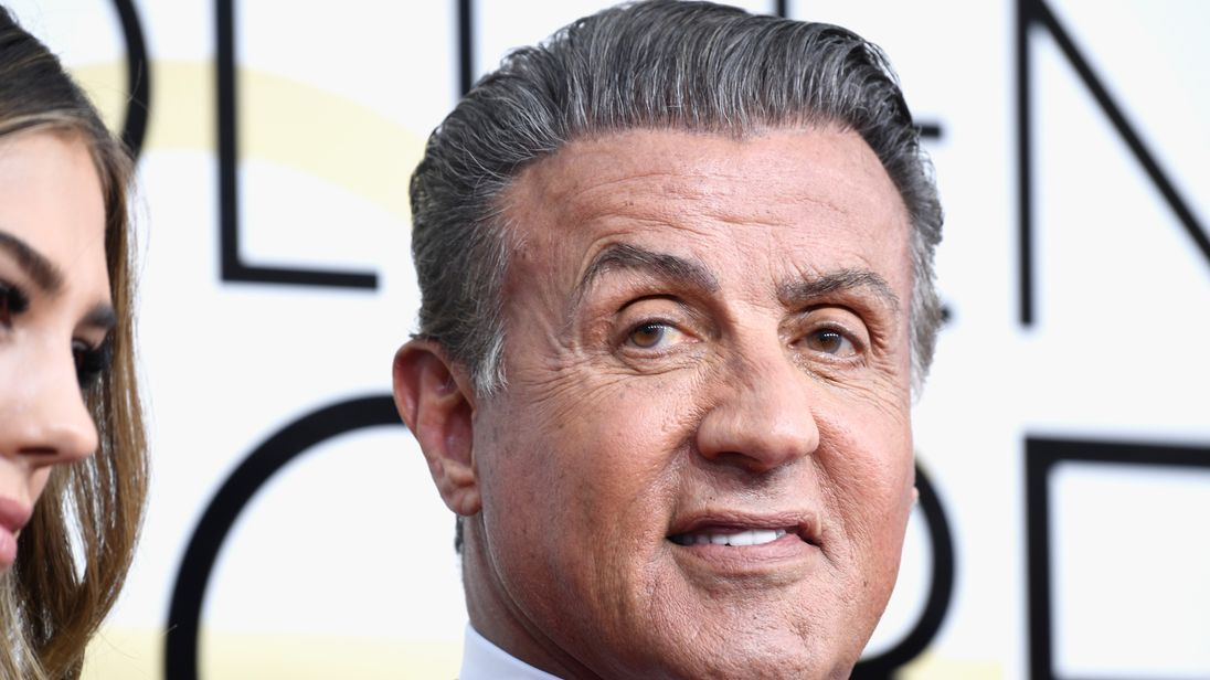 Sylvester Stallone has been forced to deny death rumours