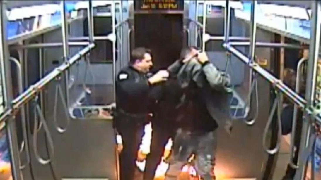 A man attempted to light a fire on board a Chicago Transit Authority Red Line train