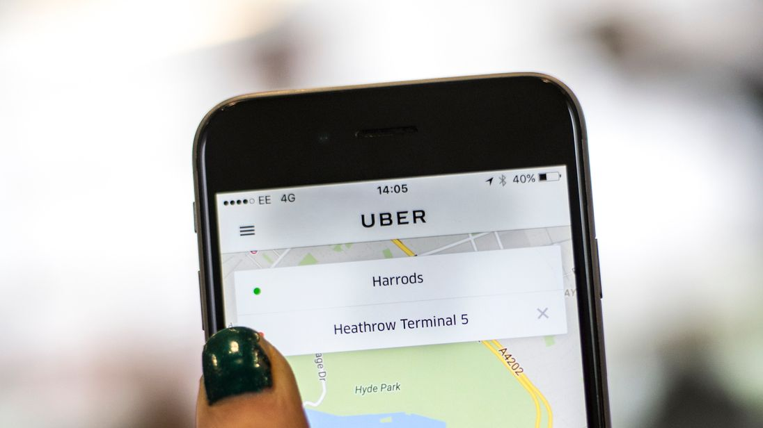 Uber introduces new safety features as it fights to retain London license