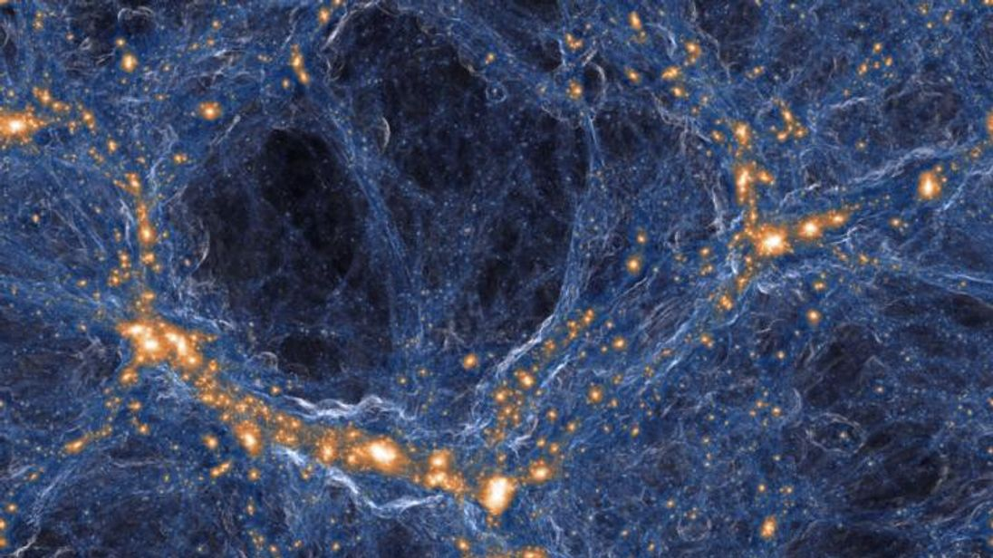 Image result for An Oxford Scientist May Have Solved the Mystery of Dark Matter
