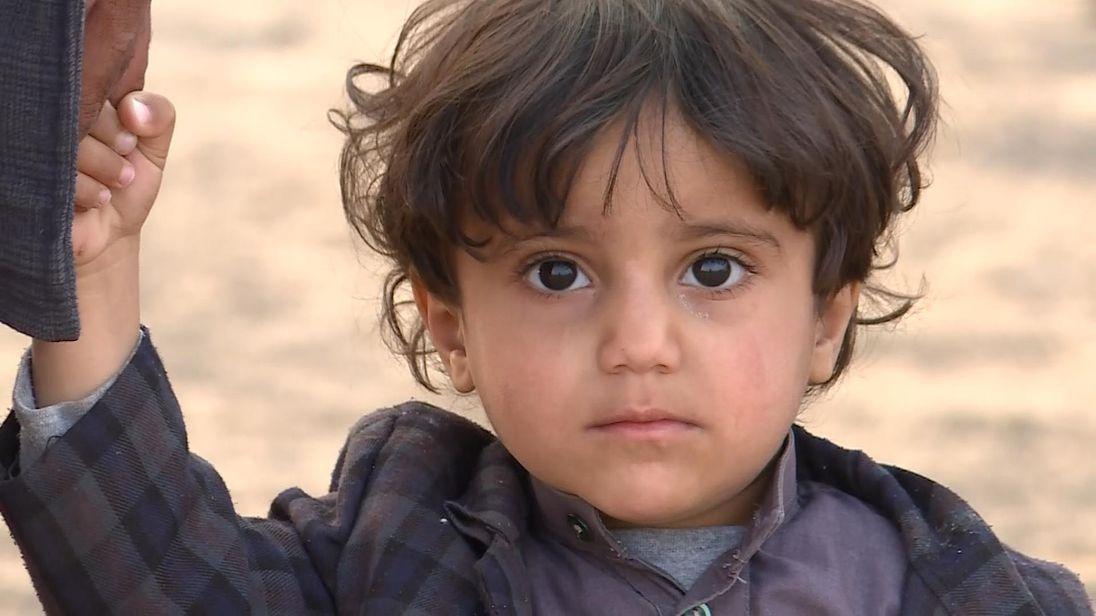 Yemen conflict victim