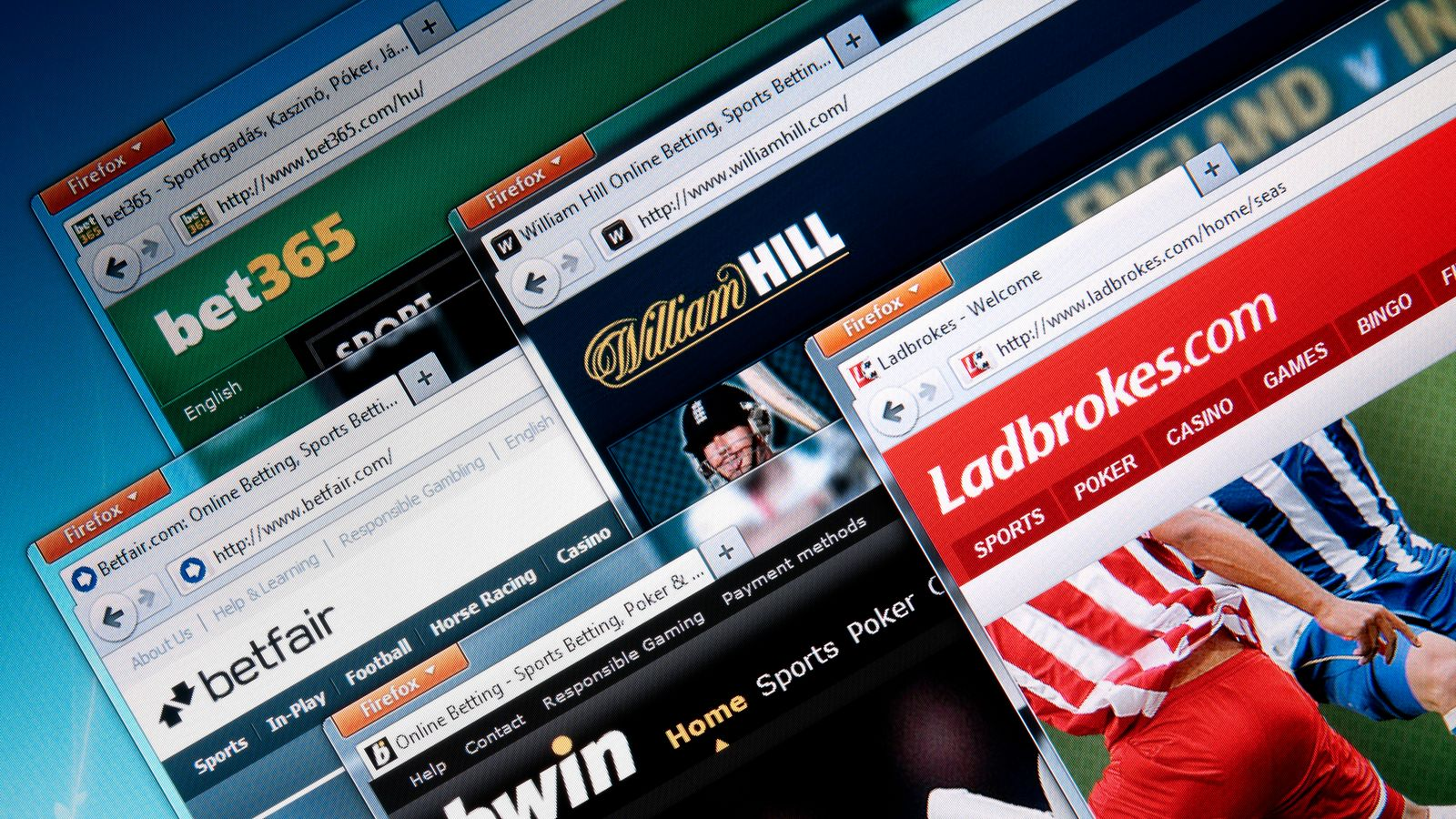 Online bookies rapped for 'unfair' promotions that trap players' cash |  Business News | Sky News