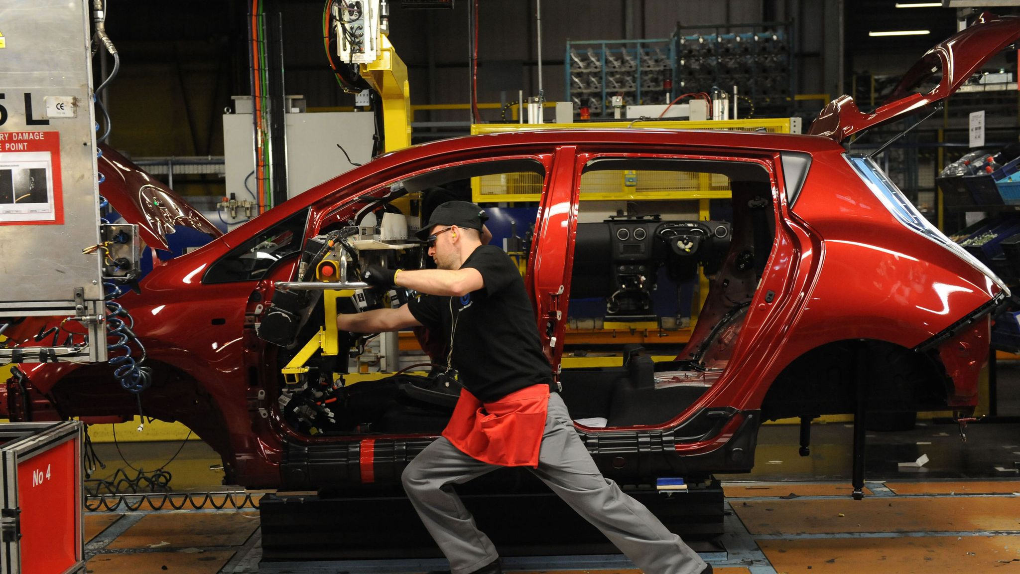 brexit fears putting 850,000 automotive jobs at risk, warns car