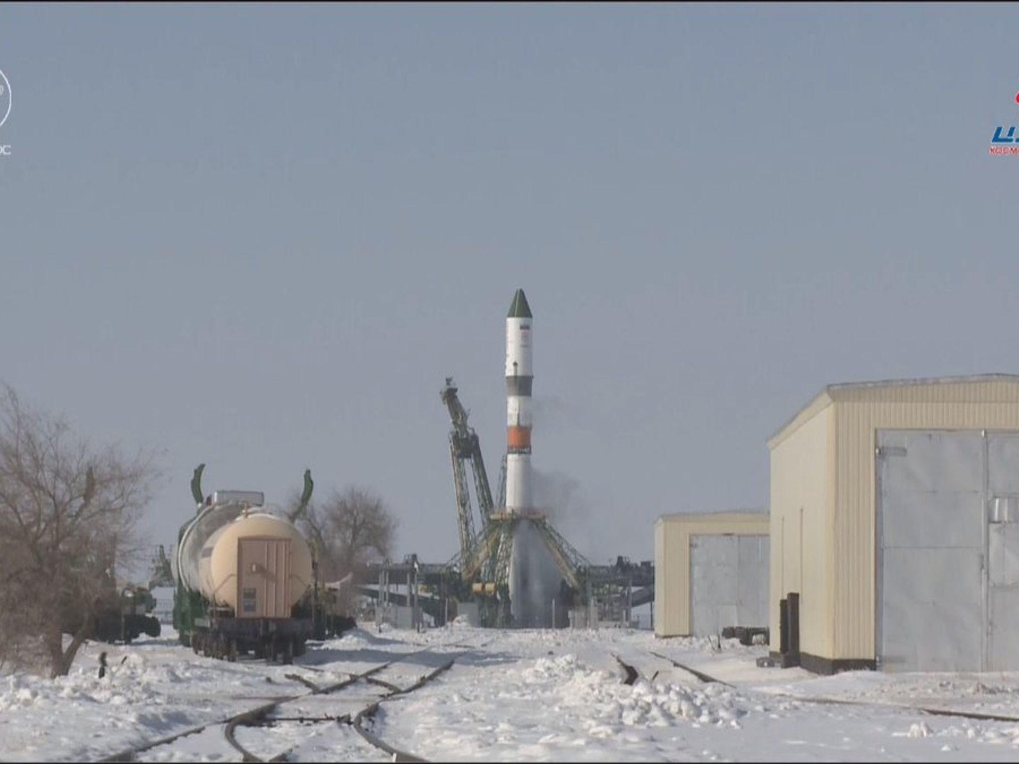 ракета союз #10