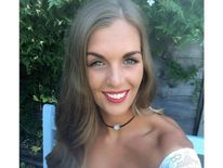 Becky Dobson, 27, worked at a vets in Worthing
