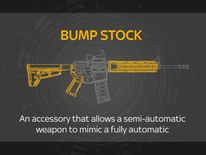 The definition of bump stock