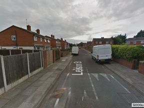 Leison Street, Anfield, where the burglary took place