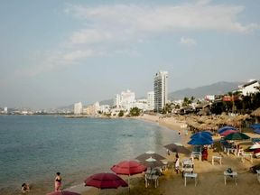 Acapulco was once the playground of the rich and famous