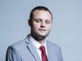 Ben Bradley. Pic: UK Parliament