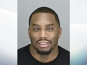 Police picture of Darnell Bitting