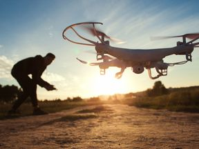 Experts predict a rapid growth in the misuse of drones during the next decade