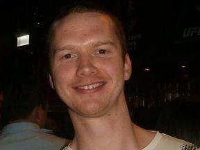 Liam Colgan. Pic: Facebook