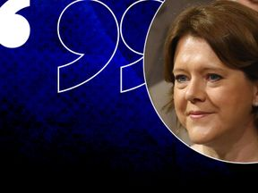 Maria Miller is the Chair of the Women's and Equalities Select Committee