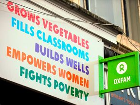 Oxfam helps millions of people every year with emergency aid and long-term projects