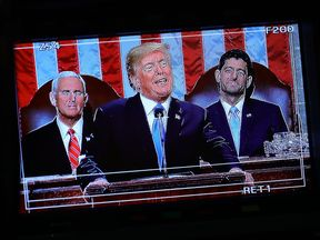 President Trump wasn't quite right about his SOTU drawing the most watchers