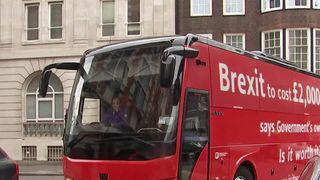 Anti-Brexit bus