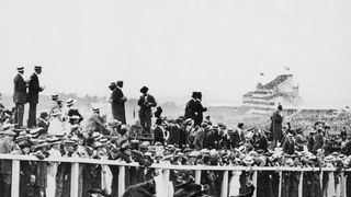 Emily Davison ran in front of King George V's horse at the Epsom Derby and died of her injuries in hospital