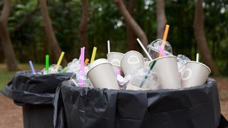 Ian Calderon introduced a bill to only provide straws if asked for