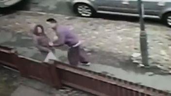 Girl mugged in Derby
