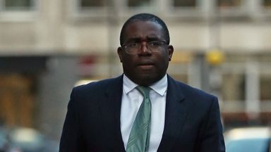 Lammy questions lack of basketball funding