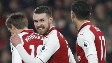 Ramsey and Ozil to prove fitness
