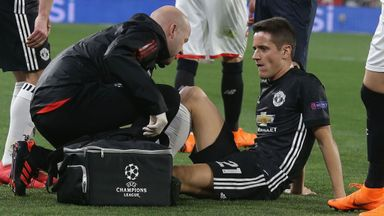 Jose annoyed with Herrera injury