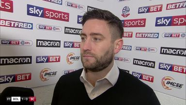 Johnson: Bolton deserved the win
