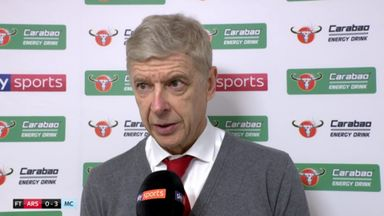 Wenger: We need to recover
